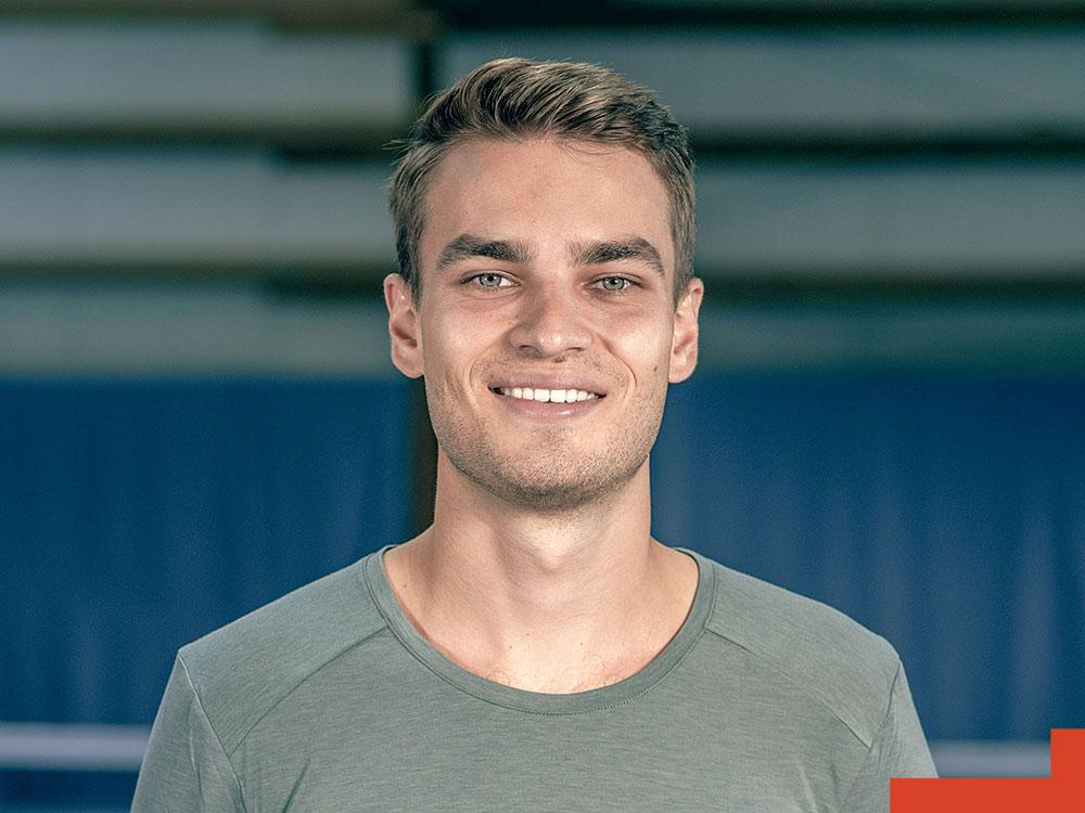 Sportfeld - Joel Ammann