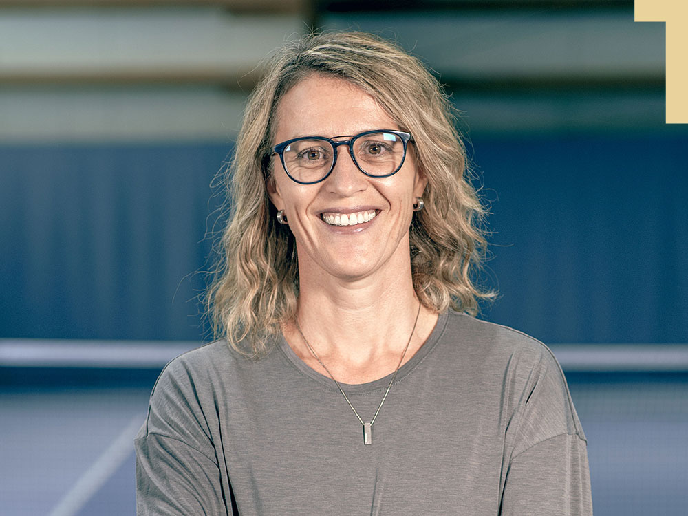 Sportfeld - Birgit Berger-Cantieni