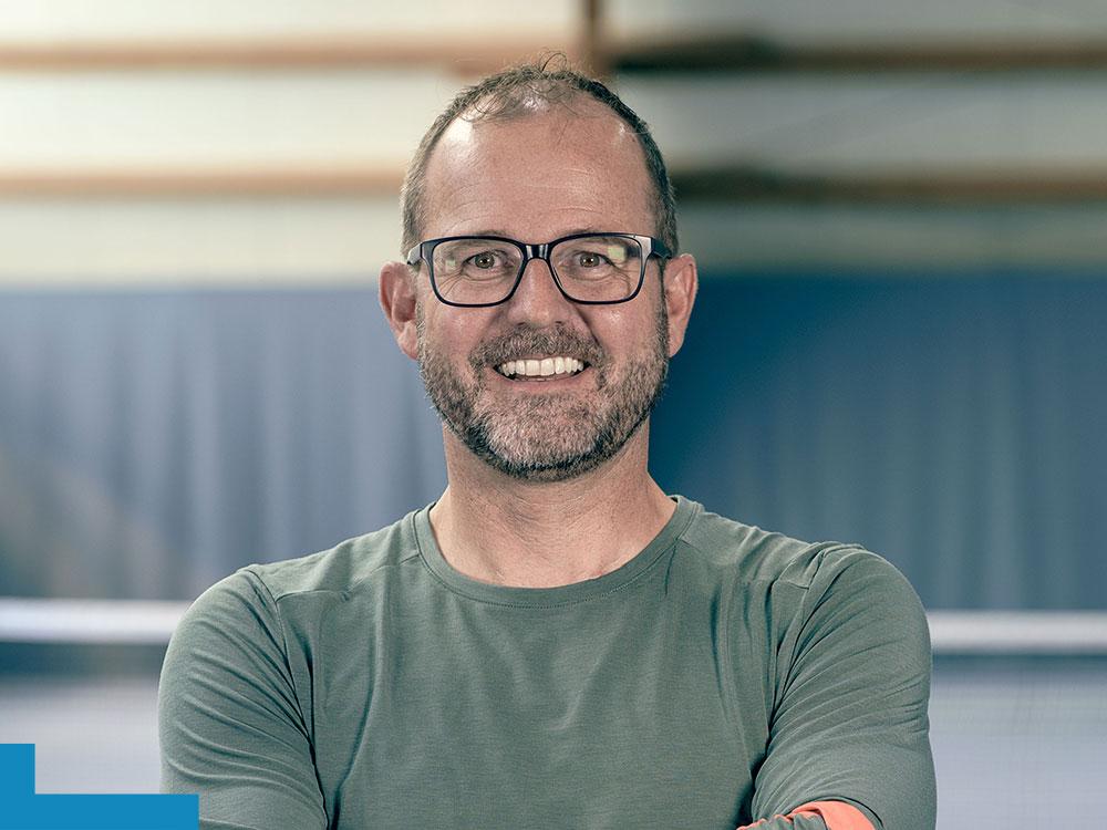 Sportfeld - Matthias Berger