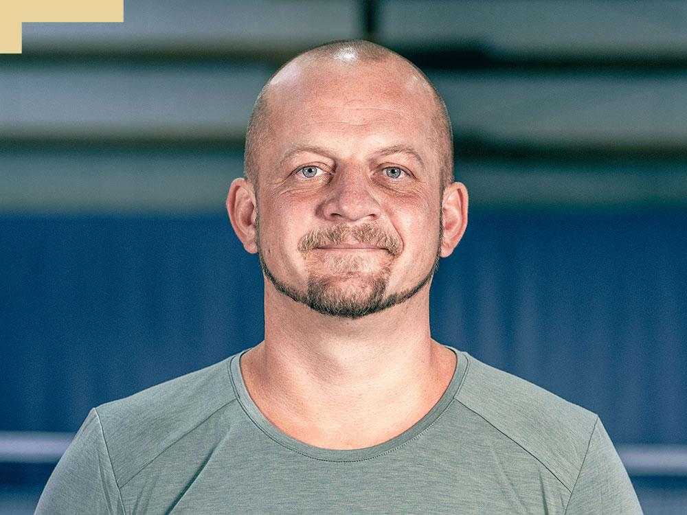 Sportfeld - Sandro Heuscher