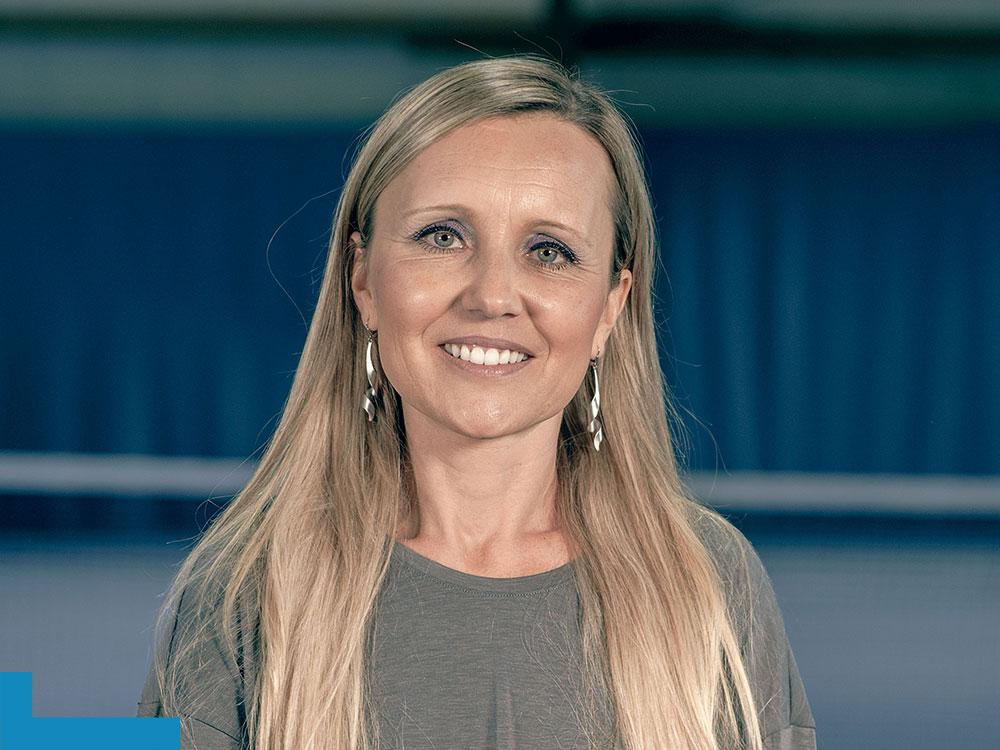 Sportfeld - Nathalie Krenander
