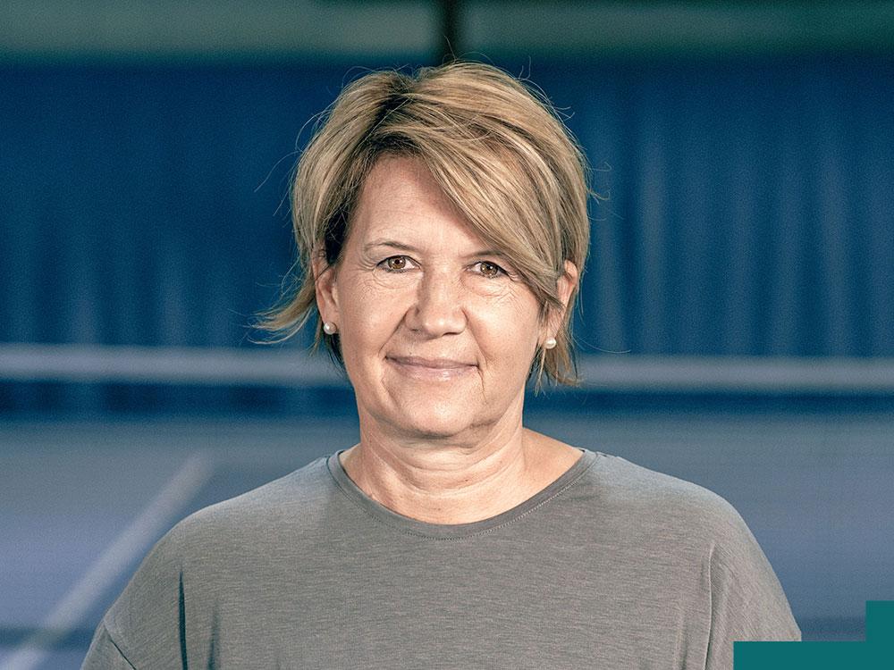 Sportfeld - Karin Rohner
