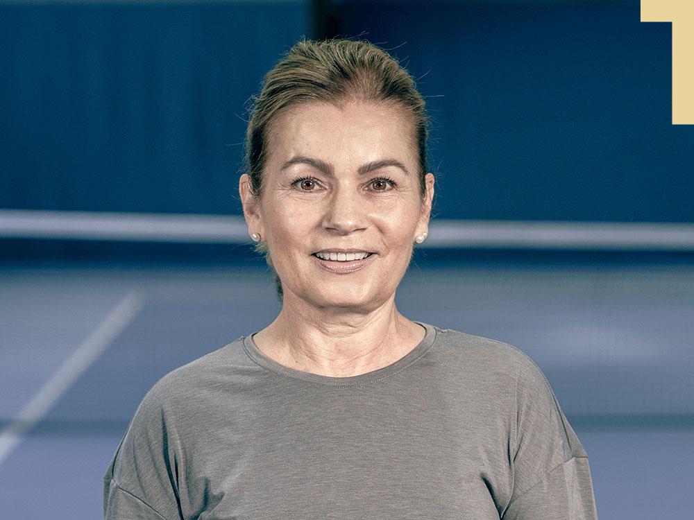 Sportfeld - Margrit Rüegg