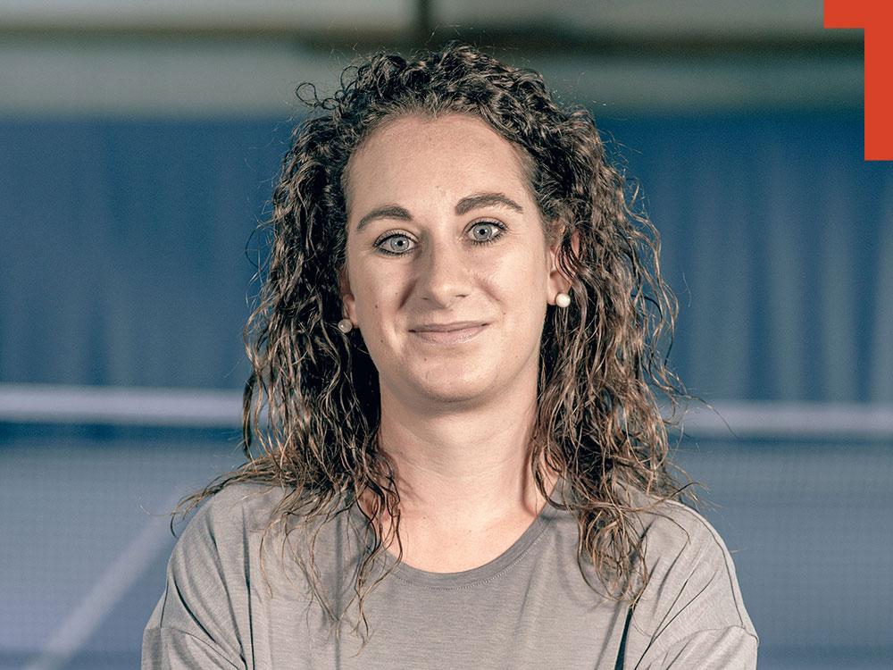 Sportfeld - Leandra Zuberbühler
