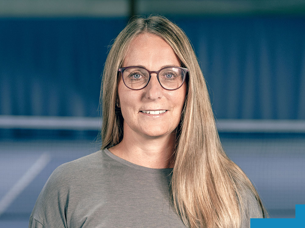 Sportfeld - Petra Züllig