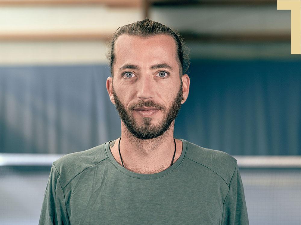 Sportfeld - Fabian Graf