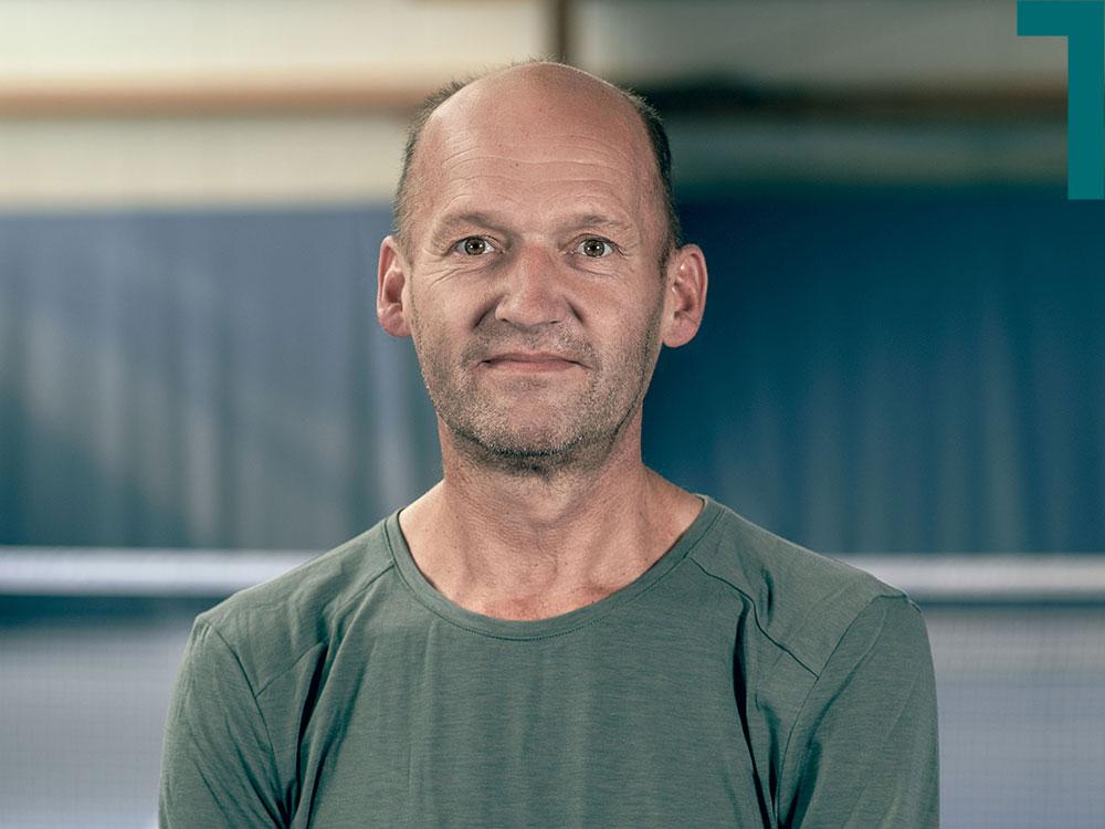Sportfeld - Matthias Krähenmann