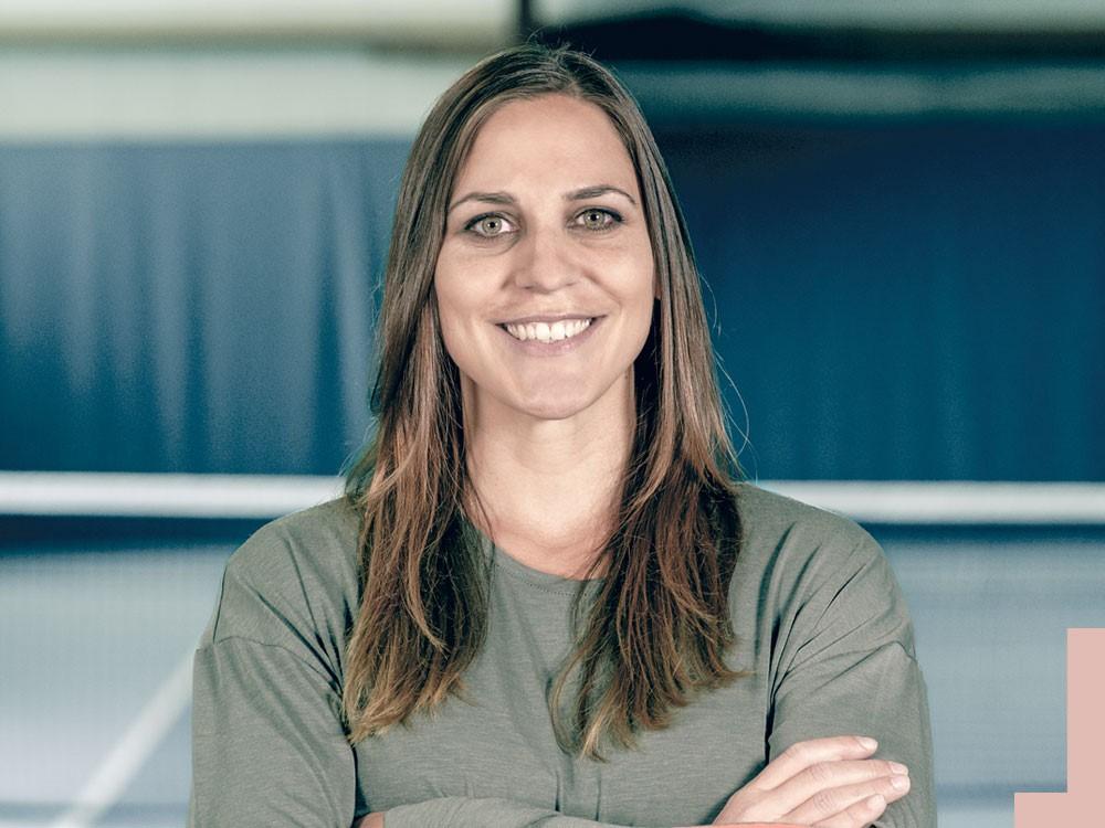 Sportfeld - Karin Weigelt